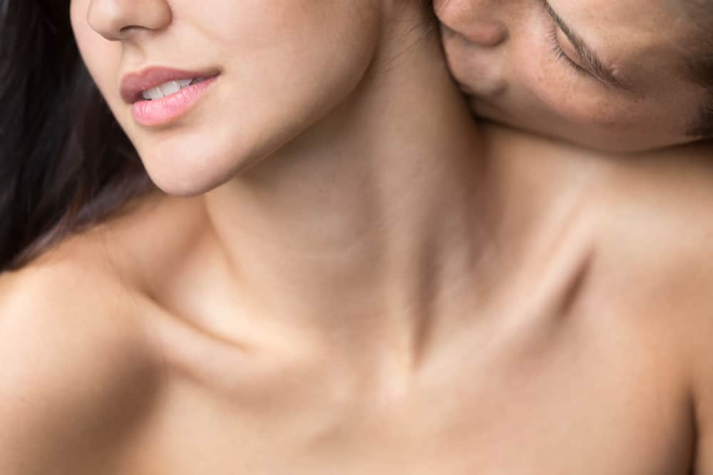 The 7 erogenous zones of a woman and a man