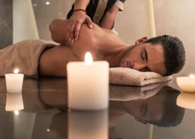 The Healing Effects of an Erotic Massage